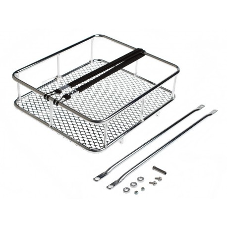 Cesta Blb Take away tray Plata