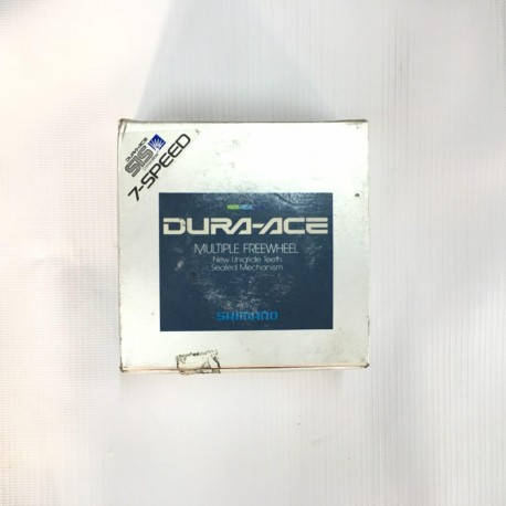 Piñonera Shimano Dura Ace 7v.