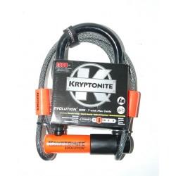 kryptonite mini + cable